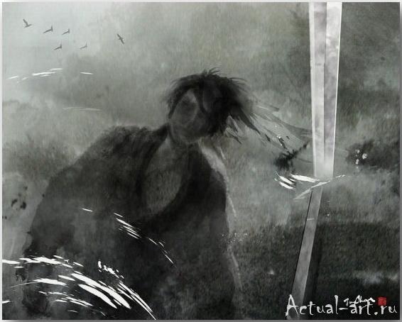 Рола Чанг (Rola Chang)_art_Живопись_03