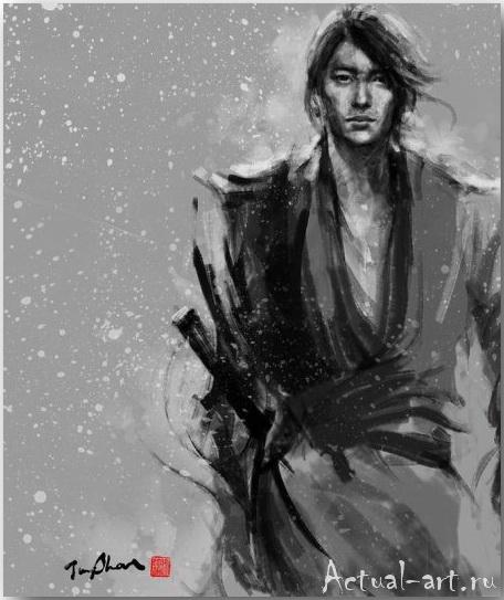 Рола Чанг (Rola Chang)_art_Живопись_10
