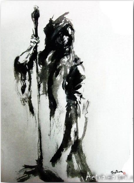 Рола Чанг (Rola Chang)_art_Живопись_18