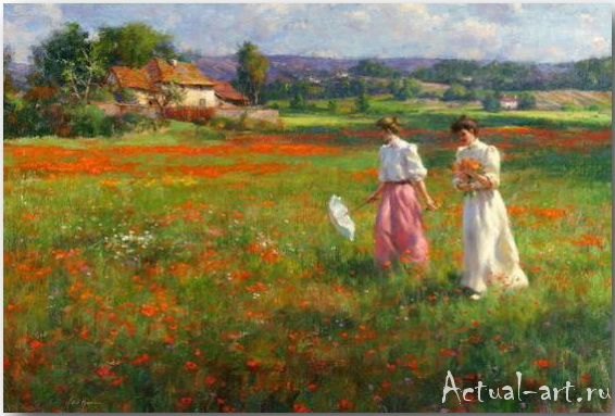 Gregory Frank Harris_art_Живопись_01