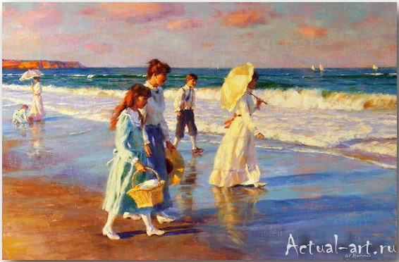Gregory Frank Harris_art_Живопись_04