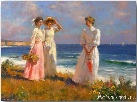 Gregory Frank Harris_art_Живопись_05