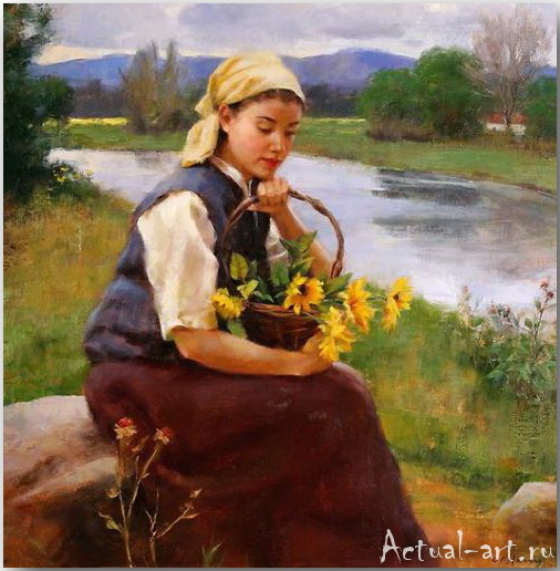 Gregory Frank Harris_art_Живопись_06