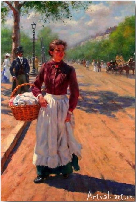 Gregory Frank Harris_art_Живопись_07