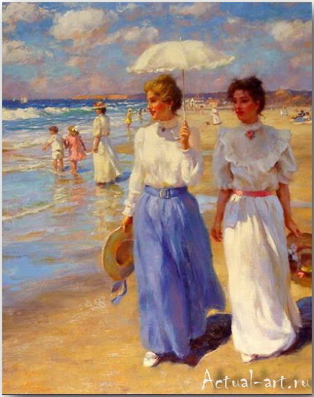 Gregory Frank Harris_art_Живопись_10