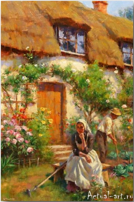 Gregory Frank Harris_art_Живопись_11