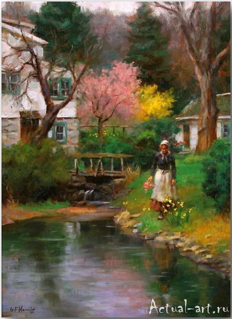 Gregory Frank Harris_art_Живопись_12