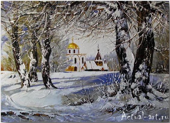 Александр Ходюков_Живопись_09