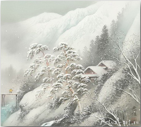 Koukei Kojima_art_Живопись_02