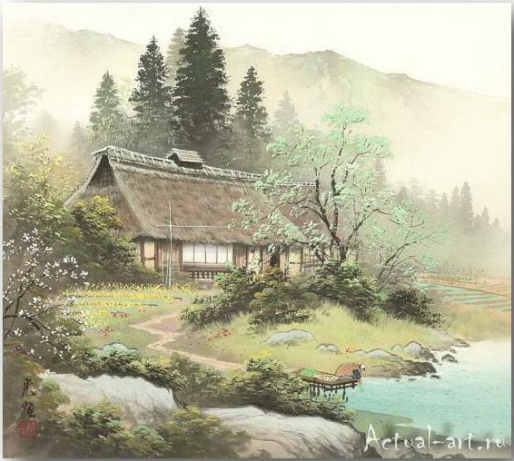 Koukei Kojima_art_Живопись_05