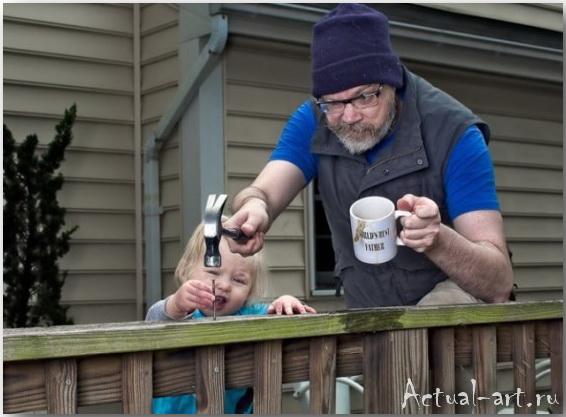 Лучший папа в мире__Дейв Энглдау (Dave Engledow)_Photography_14
