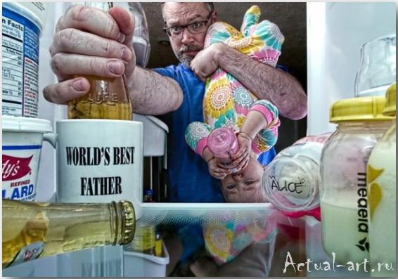 Лучший папа в мире__Дейв Энглдау (Dave Engledow)_Photography_29