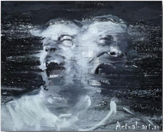 Dale Grimshaw, английский художник и народный трибун