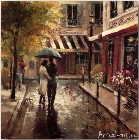 Брент Хейтон (Brent Heighton)_art_Живопись_01