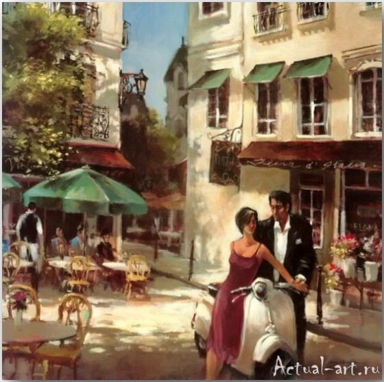 Брент Хейтон (Brent Heighton)_art_Живопись_02