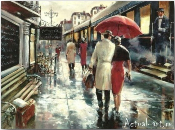 Брент Хейтон (Brent Heighton)_art_Живопись_03