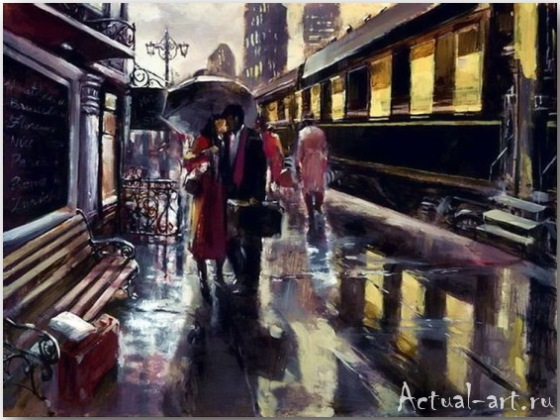 Брент Хейтон (Brent Heighton)_art_Живопись_04