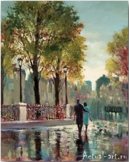 Брент Хейтон (Brent Heighton)_art_Живопись_05