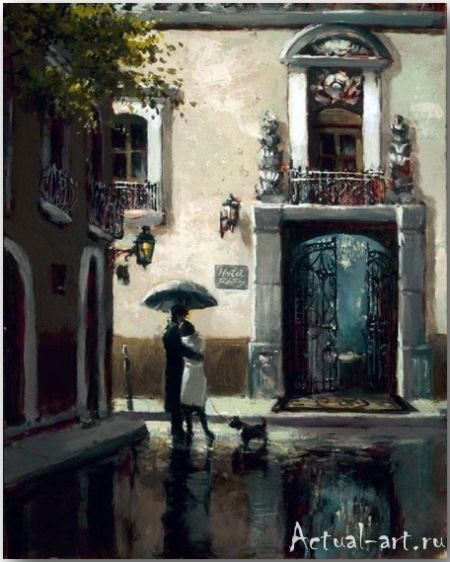 Брент Хейтон (Brent Heighton)_art_Живопись_08