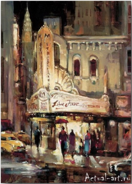 Брент Хейтон (Brent Heighton)_art_Живопись_10