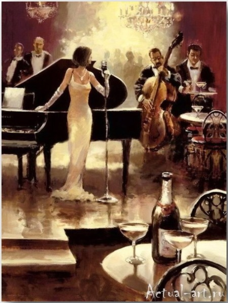 Брент Хейтон (Brent Heighton)_art_Живопись_12