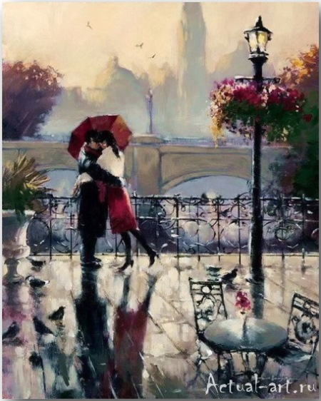 Брент Хейтон (Brent Heighton)_art_Живопись_13