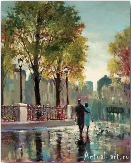 Брент Хейтон (Brent Heighton)_art_Живопись_14