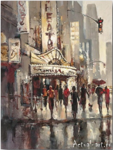 Брент Хейтон (Brent Heighton)_art_Живопись_16