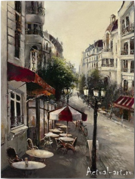 Брент Хейтон (Brent Heighton)_art_Живопись_17