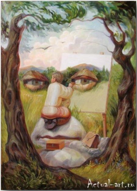 Олег Щупляк_Живопись_08