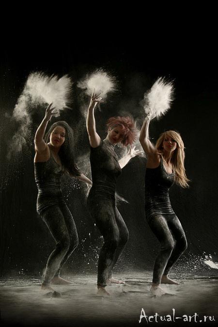 «Танец в пудре»_Геральдина Ламанна (Geraldine Lamanna)_Photography_02