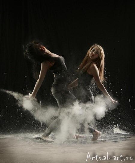 «Танец в пудре»_Геральдина Ламанна (Geraldine Lamanna)_Photography_03