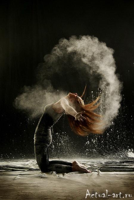 «Танец в пудре»_Геральдина Ламанна (Geraldine Lamanna)_Photography_05