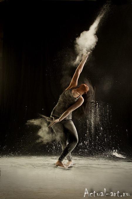 «Танец в пудре»_Геральдина Ламанна (Geraldine Lamanna)_Photography_06