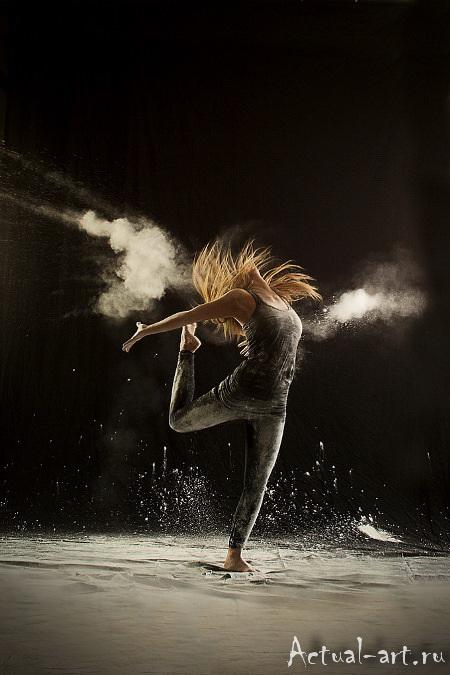 «Танец в пудре»_Геральдина Ламанна (Geraldine Lamanna)_Photography_07