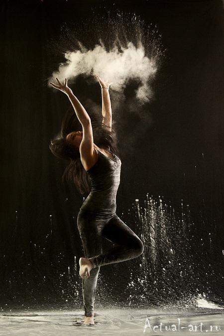 «Танец в пудре»_Геральдина Ламанна (Geraldine Lamanna)_Photography_11