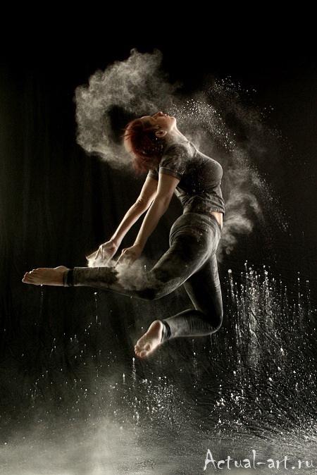 «Танец в пудре»_Геральдина Ламанна (Geraldine Lamanna)_Photography_13