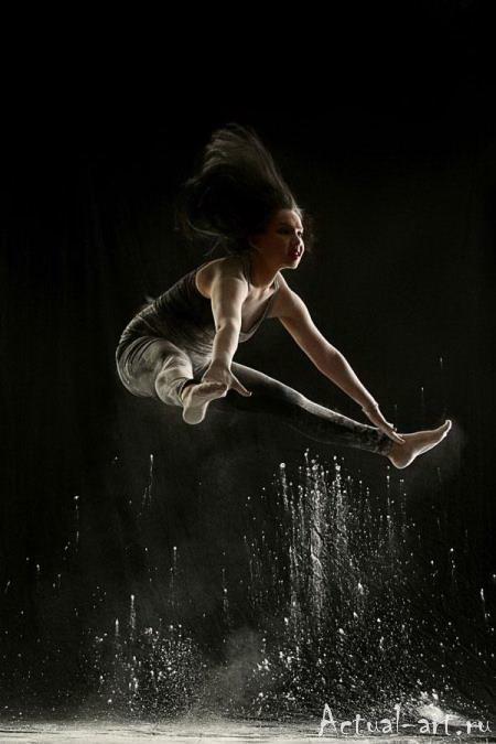 «Танец в пудре»_Геральдина Ламанна (Geraldine Lamanna)_Photography_15