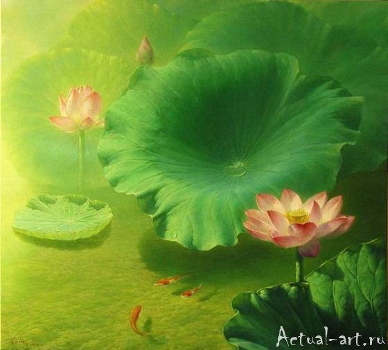 Джиэнг Дебин (Jiang Debin)_art_Живопись_05
