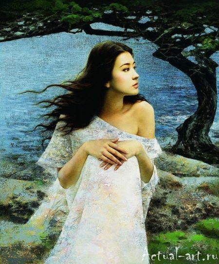 Се Чую (Xie Chuyu)_art_Живопись_07
