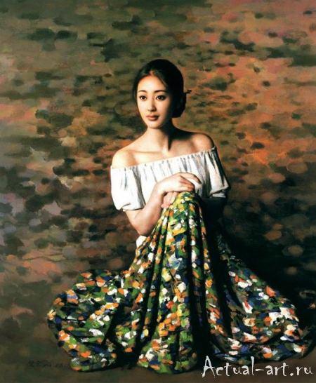 Се Чую (Xie Chuyu)_art_Живопись_15